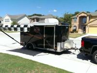 05 Pace Cargo Sport 6X12 conversion toy hauler/RV