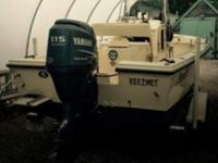 2005 Parker Marine Enterprises 18 - Stock #087565 -