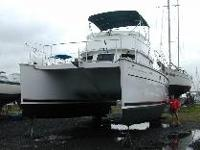 PDQ 34' POWER CATAMARAN 2005 For Sale By Original