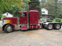 2005 PETERBILT 379EXHD, Engine Make Caterpillar 5th