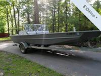 - Stock #077625 - 2005 Phantom Sport - Jon Boat. This