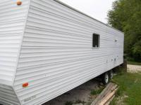 I have a 2005 32' Pilgrigm travel trailer for sale. It