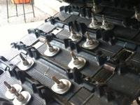 Sled is snow ready!!!!!! This is a very very nice sled.