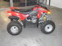 Description Make: Polaris Mileage: 289 miles Year:
