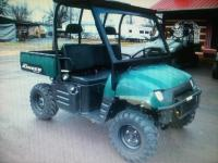 2005 POLARIS 500 RANGER UTV 4X4. IT IS A 500 CC 4