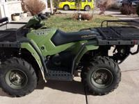 2005 Polaris Sportsman 700 MV-7. 700cc engine. Super