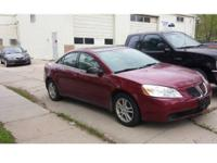 MARKETED 2006 Pontiac G6. In Very Good Problem.