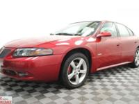 Exterior Color: Red Transmission: Automatic 4-Speed