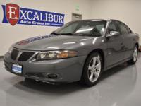 Options:  2005 Pontiac Bonneville Gxp 80K