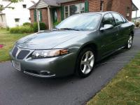 Nicely maintained 2005 Pontiac Bonneville.  NEVER