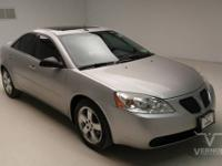 This 2005 Pontiac G6 GT Sedan FWD is offered by Vernon