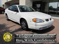 Options Included: N/A2005 PONTIAC Grand Am 4dr Sdn SE