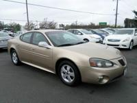 Options:  2005 Pontiac Grand Prix Base 4Dr