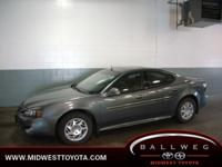 Options Included: N/AGreat MPG: 30 MPG Hwy! Barrels of