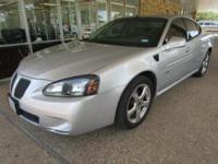 Check out this gently-used 2005 Pontiac Grand Prix we