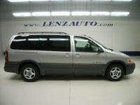 Description 2005 PONTIAC Montana Front Wheel Drive,