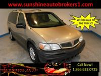 Options Included: N/AThe 2005 Pontiac Montana is an