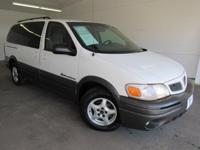 Exterior Color: white, Body: Mini-Van, Engine: V6