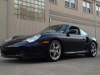 2005 PORSCHE 996 TURBO S Only 12k miles Like NEW
