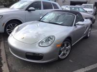 Tough to find 2005 Porsche Boxster with only 42,000