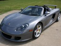 This is a Porsche Carrera GT for sale by R & H