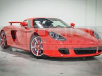 """ROSSO SCUDERIA "" PAINT-TO-SAMPLE BY THE PORSCHE"