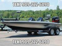 2005 Pro Craft 210 Super Pro dual console bass boat.