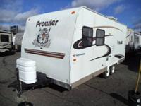 2005 PROWLER 18 FT TRAVEL TRAILER WITH BUNK BED , RV'S