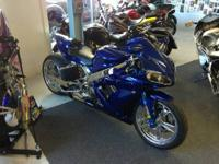 We have a 2005 YAMAHA R1 Under 4,XXX Miles. ASKING
