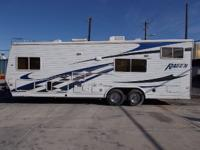 2005 Rage'N toy hauler model FS 2600 It has an Onan
