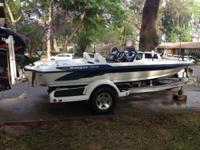 2005 Ranger 195 VS Boat is located in
