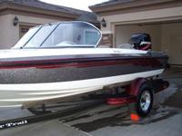 Package Includes: - 2005 Ranger Reata 190VS, MinnKota