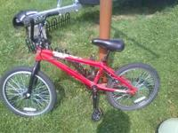 Bike is lightly used, all original. Works well. $80