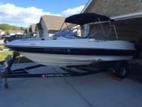 2005 Regal 1800 Bow Rider with Fastrac hull design that