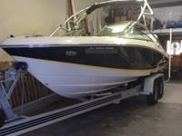 - Stock #079162 - The 2005 Regal 2200 Bow Rider with