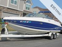 You can have this vessel for just $351 per month. Fill