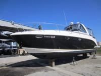 I have a gorgeous 2005 Rinker 360 Express Cruiser that
