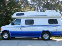 2005 Classic Supreme by Great West, Class B Camper Van.
