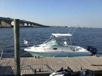 2005 Robalo R-265 Please call owner James at . Boat is