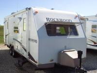 2005 Rockwood 2602 by Forest River. Rear walk around