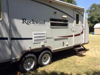 travel trailer 26 ft., Very Good condition. One
