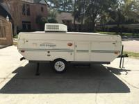 2005 RockWood Freedom Series PopUp Camper 10FT Box 20FT