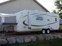 2005 Rockwood Roo M232 Travel Trailer This Rockwood is