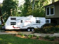 RV Kind: Travel Trailer. Year: 2005. Make: Rockwood.