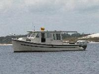 Rosborough 246 Sedan Cruiser with included Shorelander