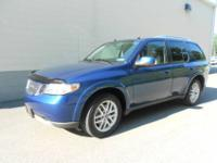 2005 Saab 9X7! LOADED and LOW MILES! This is one