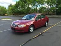 2005 Saturn Ion sedan2.2L 4 cylinder engineAutomatic