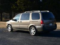 Exterior Color: brown, Body: Minivan, Engine: 3.5L V6