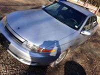 2005 Saturn - silver with 4 doors, very clean interior,