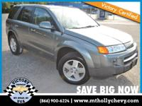 Options Included: 6 Speaker Audio System2005 Saturn VUE